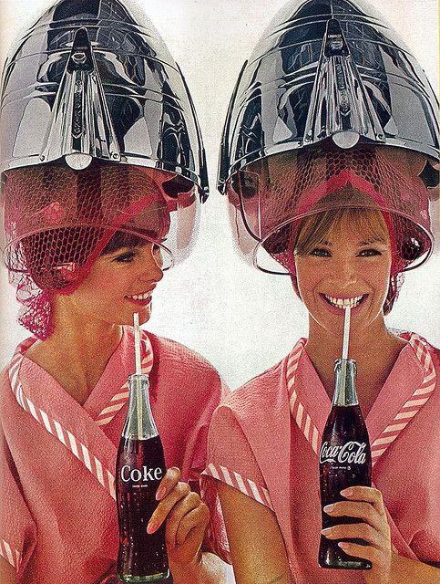 Coca-Cola ad, 1965 |