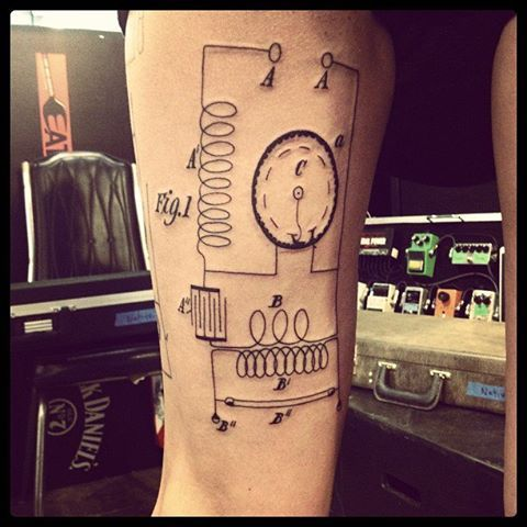 e5835618b04ae8ab33895ac2faa670a1 husband tattoo conformity 13 best tattoos science images on pinterest tattoo ideas 3 Wire Electrical Wiring Diagram at suagrazia.org