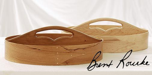 56 best shaker oval boxes and carriers images on pinterest for Brent carrier