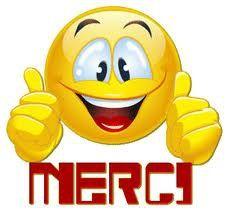 """Résultat de recherche d'images pour """"images petits smileys merci"""""""