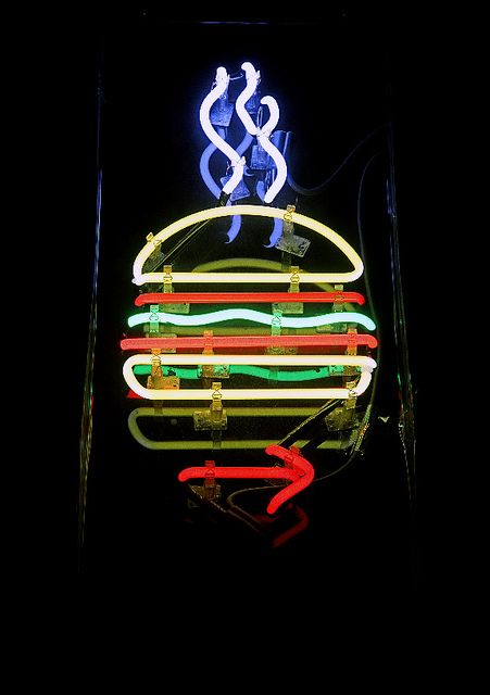 The Burger Joint, in The Parker Meridian