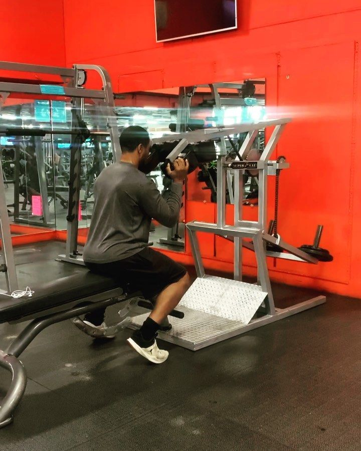 Bfit On Instagram Gainzville Build Total Body Power From The Ground Through My Hands Putting This Super Cat Jump Machine
