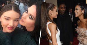 10 celebridades que fueron fotografiadas con las futuras parejas de sus ex