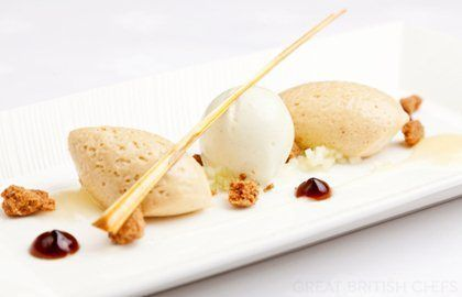 Caramelised White Chocolate Mousse Recipe - Great British Chefs