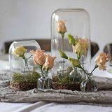 Geometric Terrarium Wedding Centrepiece - The Wedding of My Dreams