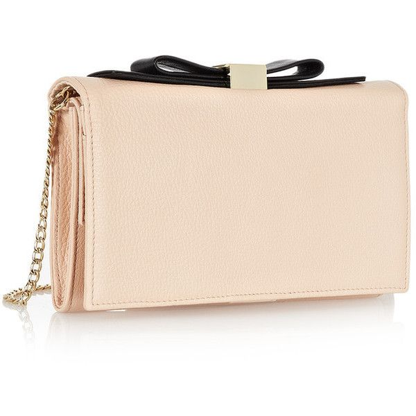 See by Chlo�� Nora Wallet Clutch ($300) ? liked on Polyvore ...