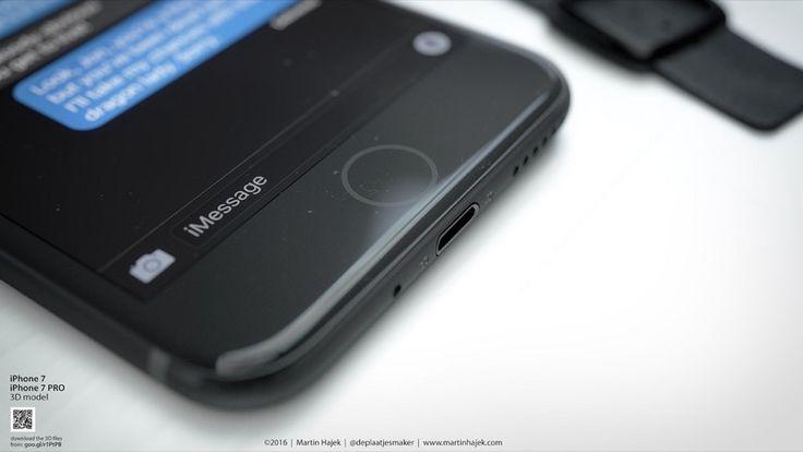 Se filtran algunas especificaciones del iPhone 7 y iPhone 7 Plus - http://www.actualidadiphone.com/iphone-7-filtracion-especificaciones/