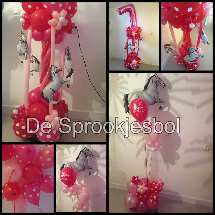 76 best images about decoratie ballonnen van de sprookjesbol on pinterest - Decoratie kamer van de ouders ...