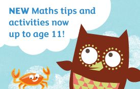 Oxford Owl Maths supports you with your children's maths throughout their primary years. You'll find a whole host of activities, simple ideas, top tips and eBooks to help your child with their maths at home.  There are lots of ways to help to build your child's confidence in maths. There are many fun games and activities you can do with your child that practise maths skills. Most children love playing games and it's an easy way to support their learning.  On Oxford Owl Maths, you'll also…