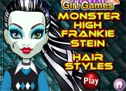 juegos monster high frankie stein styles