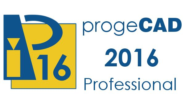 progeCAD 2016 Professional progeCAD 2016: is based on the new engine and equipped with Cloud Integration and EasyArch 3D. progeCAD 2016 Professional: a stable, complete and easy-to-use DWG CAD at a fair price.