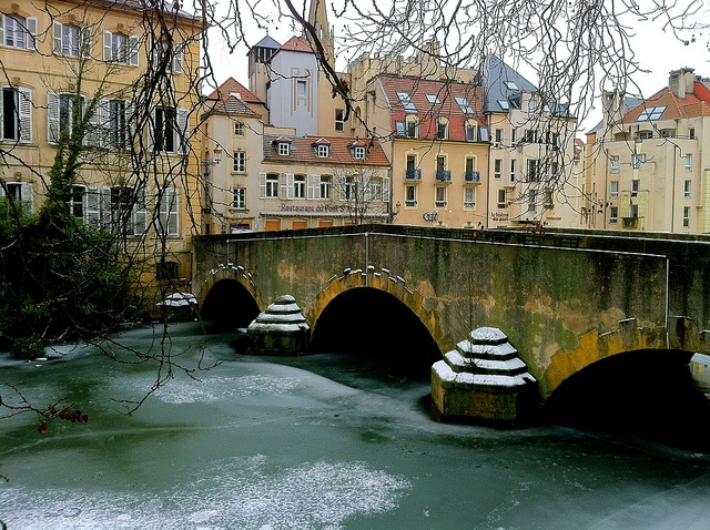 Metz, Pont Saint Marcel