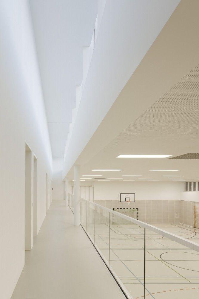 Franz-Mehring-Schule gymnasium — Schulz und Schulz
