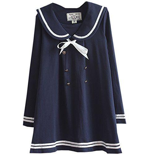 Partiss Maedchen Sweet Japanisches Schuluniformen Fancy Dress Kleid Marinekostueme,Chinesisch M,Navy Partiss http://www.amazon.de/dp/B01C29RNEW/ref=cm_sw_r_pi_dp_Y-91wb1ZV2ZGP