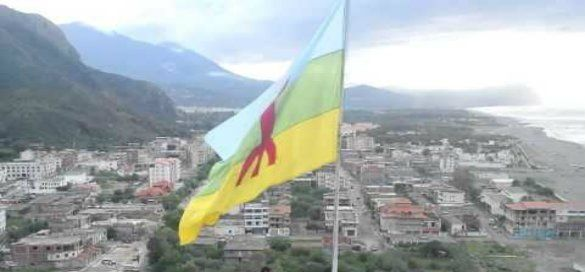 =======INDEPENDANCE DE LA KABYLIE=======: Le drapeau Kabyle interdit en Algérie | Tamurt.inf...