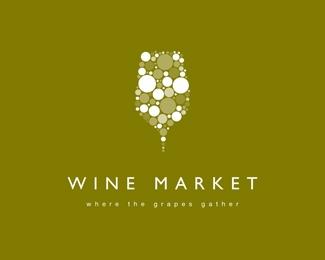 Wine Market | BrandCrowd