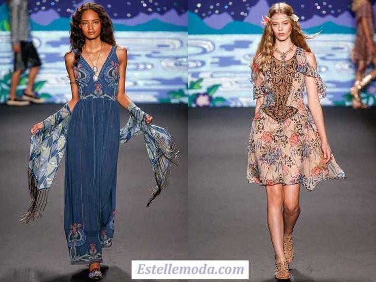 Этнический стиль в одежде 2014 года
