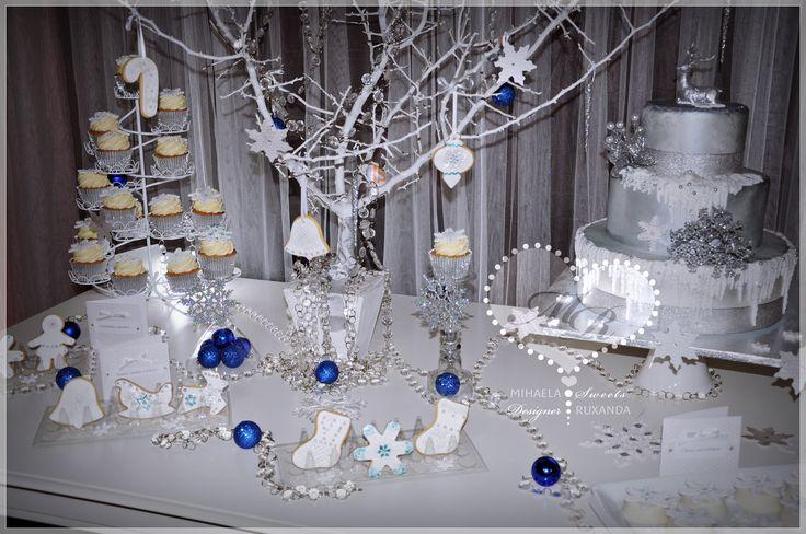Winter Sweet Table