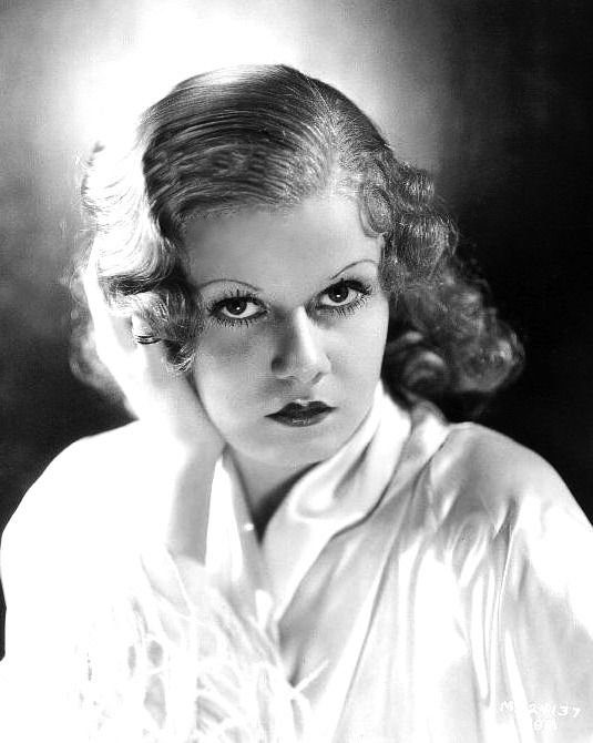 Jean Harlow by George Hurrell