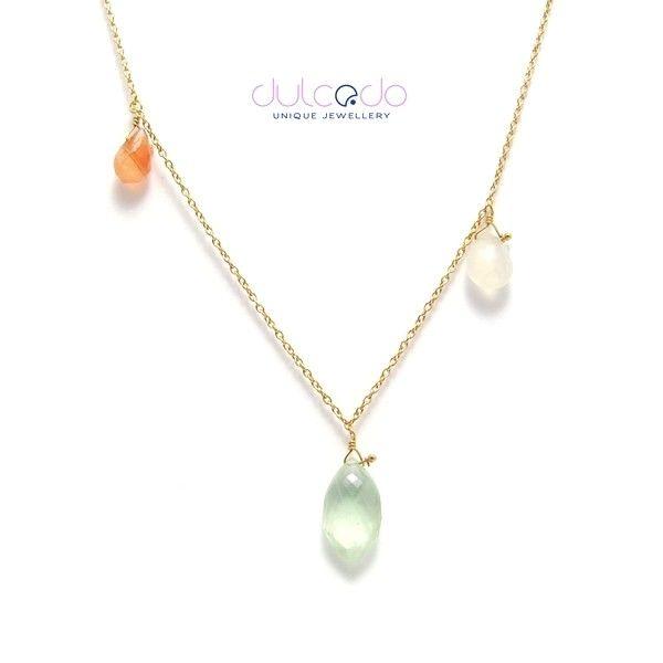 Rześkie przebudzenie - DULCEDO biżuteria - biżuteria jest jak ubranie, bez niej czuję się naga