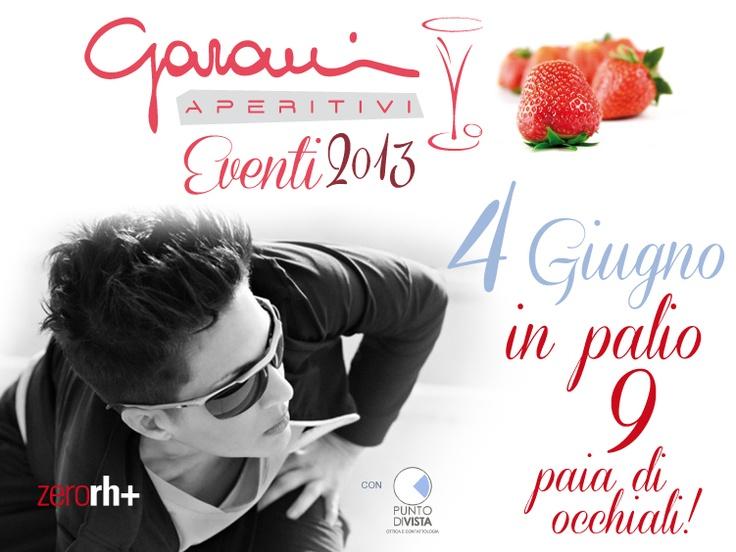 @garaniroberto: GARANI aperitivi inizia la stagione vi aspettiamo martedì 4 giugno dalle ore 19 alle 23 musica dal vivo i MooD