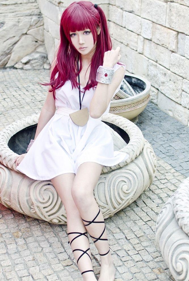 Akaba Ritsu(赤羽 律) Morgiana Cosplay Photo - WorldCosplay
