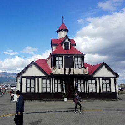 Ushuaia, Tierra del Fuego. Photo by Sergio Spampinato