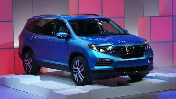 2016 Honda Pilot Review #cars #automotive #honda #hondapilot