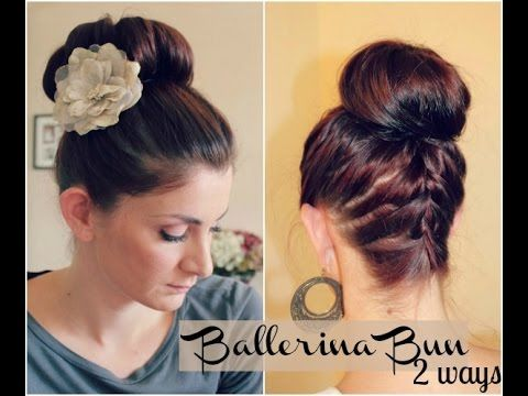 Admirable 1000 Images About Dance Hairstyles On Pinterest Beauty Hairstyle Inspiration Daily Dogsangcom
