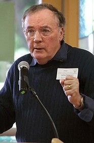 James Patterson- I absolutely love his books!
