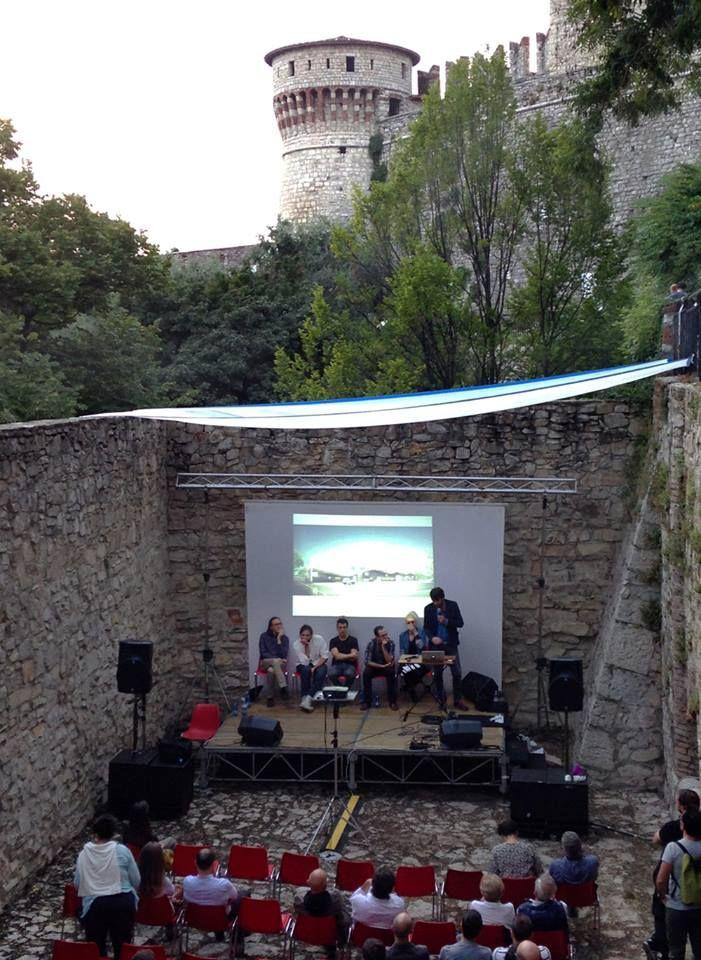 #GGA al #MusicalZoo2014 per sentire la conferenza 030/mq architettura, design e applicazioni a Brescia - Ottimo lavoro giovani!