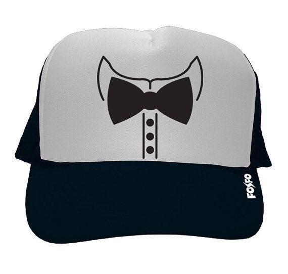 Cap - Tuxedo $199