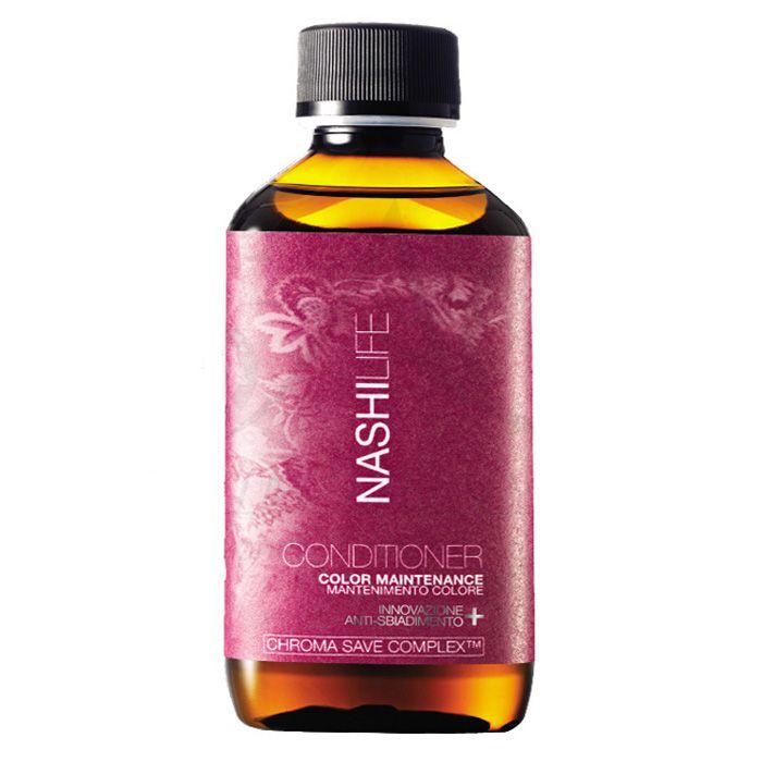 Nashi Life Boya Koruyucu Argan Saç Kremi 500 ml Boyalı saçlar için geliştirilmiş Argan Saç Kremidir. Boyanan saçların renk kalıcılığını uzun süre muhafaza eder. Boya sonrası boyanın akmasını büyük ölçüde engeller. Renk pigmentlerin saç yapısına hapsolmasını sağlar. Saçı besleyerek ve uzun süreli koruma sağlar. Saçı yumuşatarak parlaklık ve canlılık verir. Saç renginin daha canlı ve daha parlak görünmesini sağlar. Günlük kullanıma uygundur.  www.elizehair.com  email:elizehair@hotmail.com