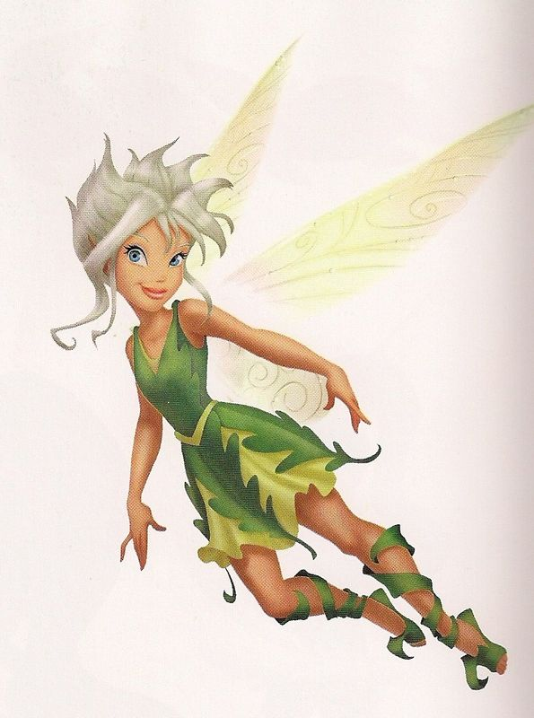 Pixie Hollow Cast - WISP