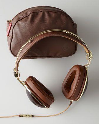 Aviator Over Ear Headphones by Skullcandy at Neiman Marcus.