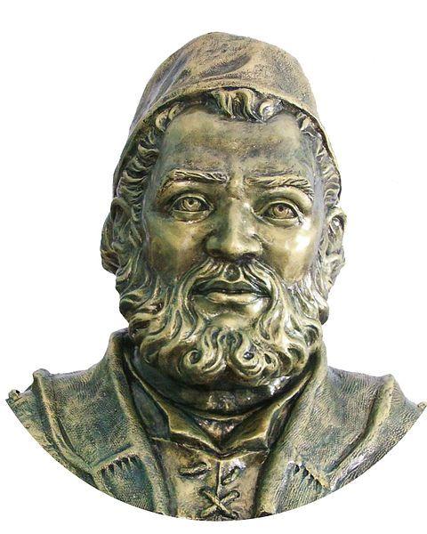 Luigi Lilio (Cirò, 1510 – Roma, 1574) Ideatore della riforma del Calendario Gregoriano. Luigi Lilio (Cirò, 1510 – Rome, 1574) Reformer of the Gregorian calendar.