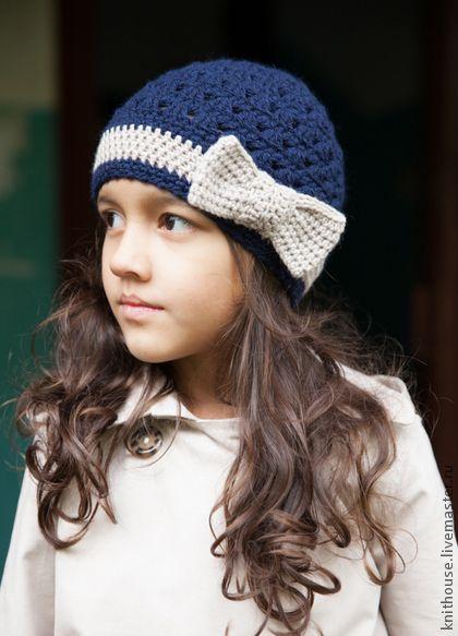 Crochet hat for girl