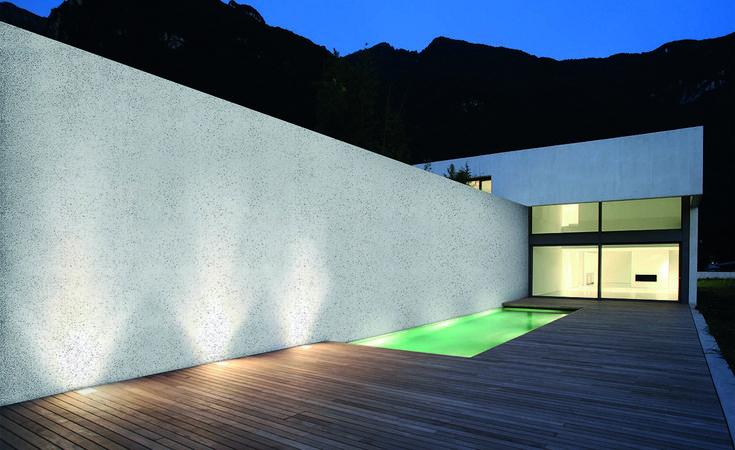ACRISYL DECORA,Acrylic-siloxane anti-mould, anti-algae granite effect exterior wall coating with sparkling crystals.. Enter now!