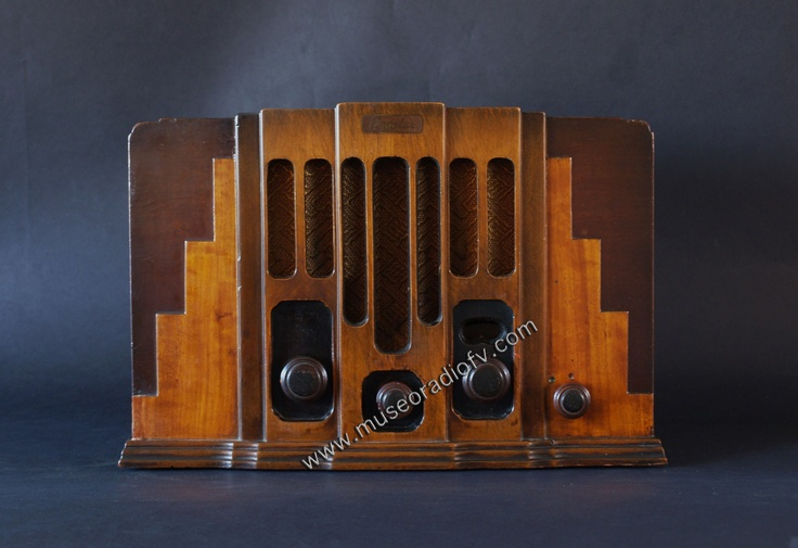 2136 best images about radios on pinterest ebay auction for Deco style retro
