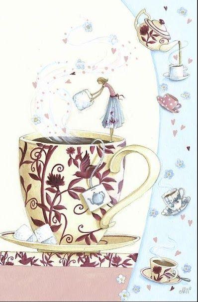 *Tea, Maria Woods*
