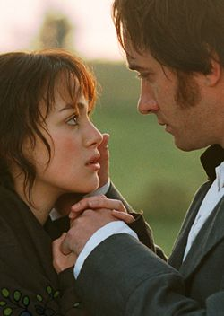 """You have bewitched me, body and soul, and I love, I love, I love you. I never wish to be parted from you from this day on."" - Pride and Prejudice"