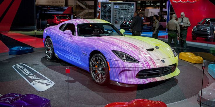 2015 Dodge Viper GTC - Live in Chicago  - RoadandTrack.com