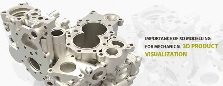 This write-up illuminates the relevance of three dimensional modeling in #mechanical #3D product visualization. Explore further.