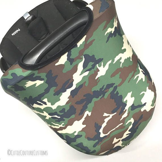 #CarSeatCover #Universal Car Seat #Hood Replacement Cover Camouflage Canopy #Newborn Car Seat #Sunshade #Baby Shower #suncover #Capsule £24.50