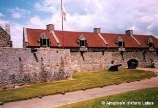 Fort Ticonderoga.. NY