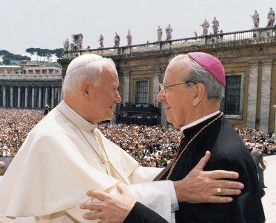 Opus Dei - Galería de fotos sobre don Álvaro.