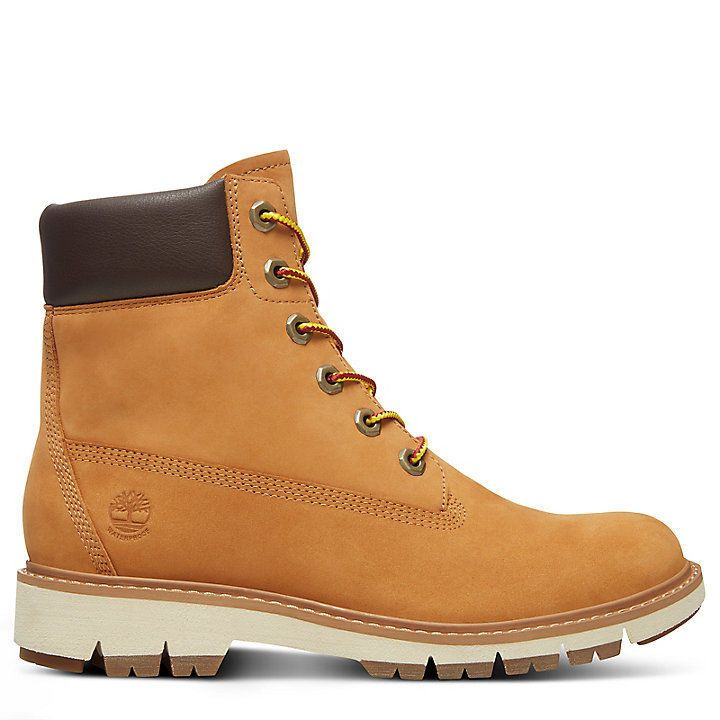 Details about Timberland Lucia Way 6 Inch WP Boot Women Boots | booties | Leather NEW