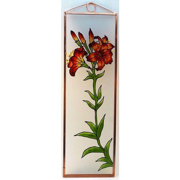 Liliom Mérete: 7,5 cm x 23,5 cm