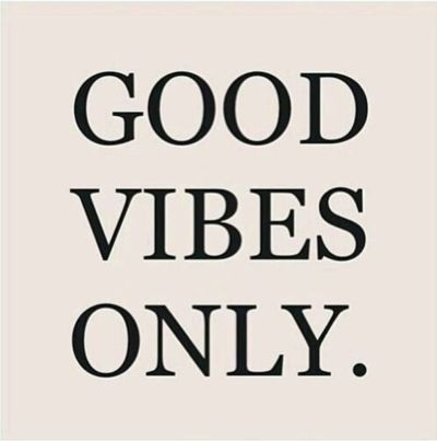 motivation monday good vibes only