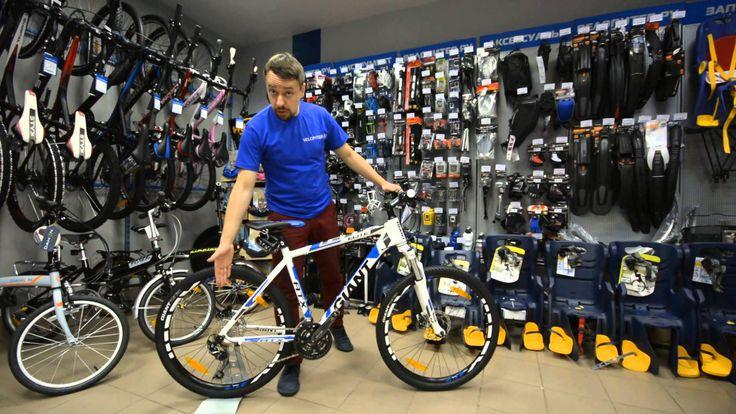 Обзор велосипеда Giant ATX Elite